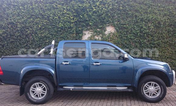 Buy Used Isuzu KB Blue Car in Mbabane in Manzini