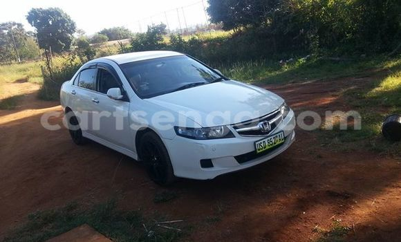 Buy Used Honda Accord White Car in Manzini in Swaziland