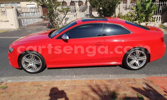 Acheter Occasion Voiture Audi RS5 Rouge à Mbabane, Manzini
