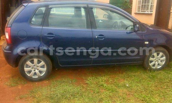 Buy Volkswagen Polo Blue Car in Manzini in Swaziland