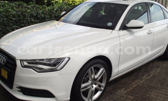 Buy Used Audi A6 White Car in Mbabane in Manzini