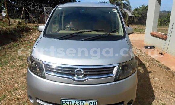 Buy Used Nissan Serena Silver Car in Manzini in Swaziland