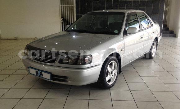 Buy Used Toyota Corolla Silver Car in Mbabane in Manzini