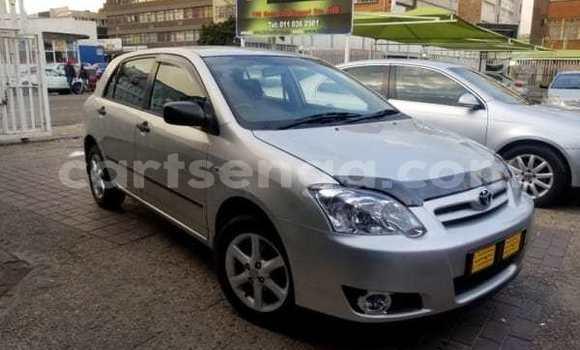 Acheter Occasion Voiture Toyota Runx Gris à Ezulwini, Hhohho
