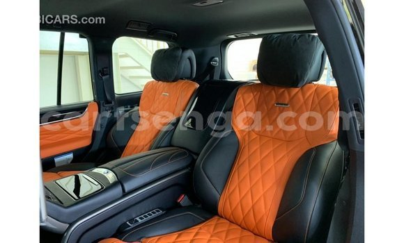 Buy Import Lexus LX Black Car in Import - Dubai in Hhohho