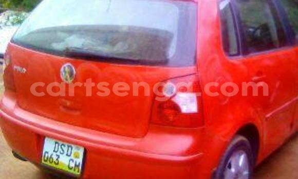 Buy Volkswagen Polo Red Car in Manzini in Swaziland