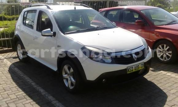 Buy Used Renault 19 White Car in Mbabane in Swaziland