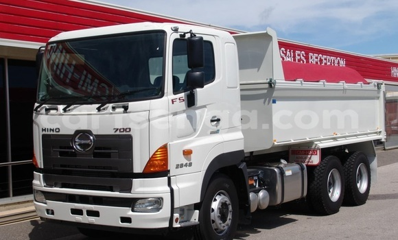 Buy Used Hino 300 Series White Truck in Manzini in Manzini