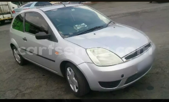 Buy Used Ford Fiesta Silver Car in Big Bend in Lubombo