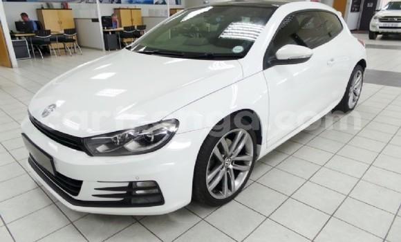Buy Used Volkswagen Scirocco White Car in Manzini in Manzini