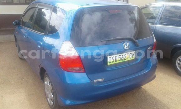 Buy Honda Fit Blue Car in Manzini in Swaziland