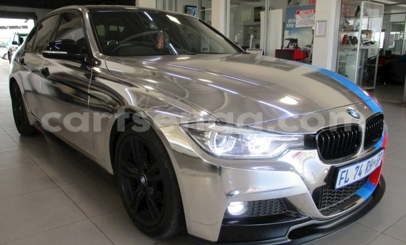 Buy Used BMW 3–Series Silver Car in Manzini in Manzini