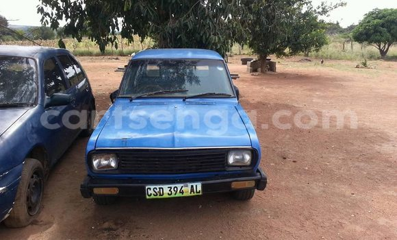 Buy Nissan Pickup Blue Car in Manzini in Swaziland