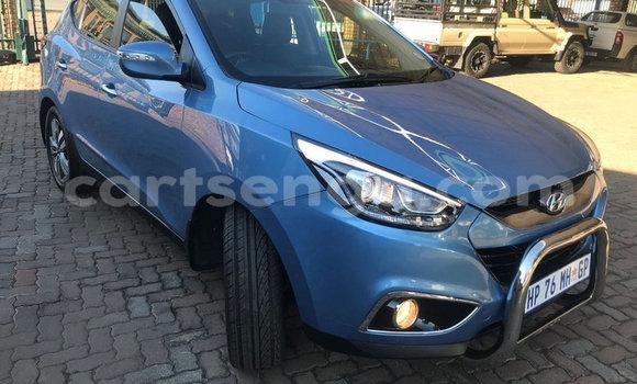 Buy Used Hyundai ix35 Blue Car in Manzini in Manzini