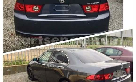 Buy Used Honda Accord Black Car in Manzini in Swaziland
