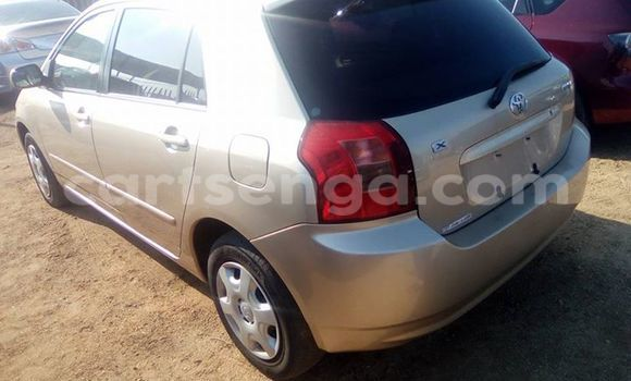 Buy Used Toyota Runx Other Car in Manzini in Swaziland