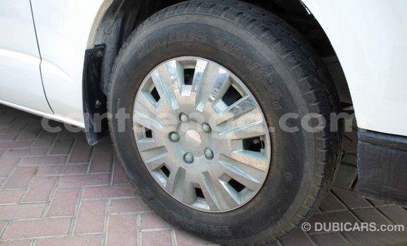 Buy Import Toyota Hiace White Car in Import - Dubai in Hhohho