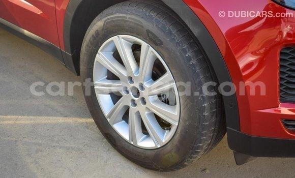 Buy Import Jaguar E-Pace Red Car in Import - Dubai in Hhohho