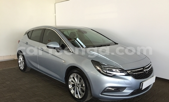 Buy Used Opel Astra Blue Car in Manzini in Manzini