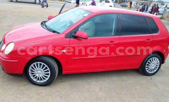 Nunua Ilio tumika Volkswagen Polo Red Gari ndani ya Manzini nchini Manzini