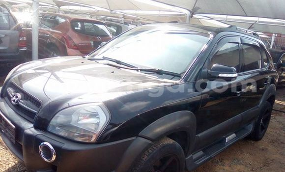 Buy Hyundai Tucson Black Car in Manzini in Swaziland