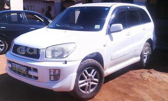 Nunua Ilio tumika Toyota RAV4 White Gari ndani ya Manzini nchini Manzini