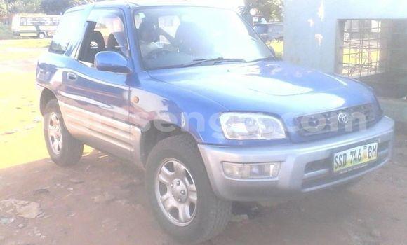 Acheter Occasion Voiture Toyota RAV4 Bleu à Manzini, Manzini