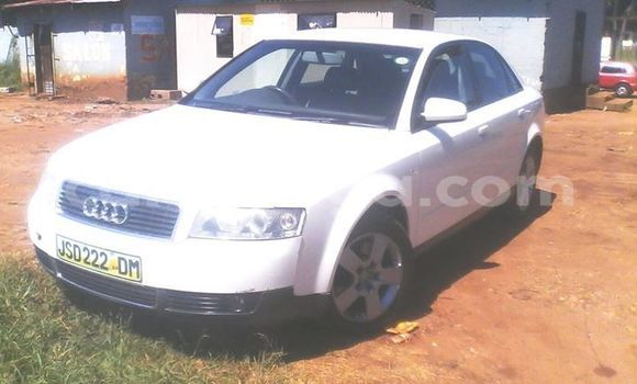 Buy Used Audi A4 White Car in Manzini in Manzini