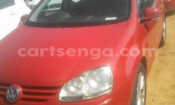 Acheter Occasion Voiture Volkswagen Golf Rouge à Matsapha, Manzini