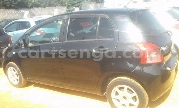 Buy Used Toyota Vitz Black Car in Matsapha in Manzini