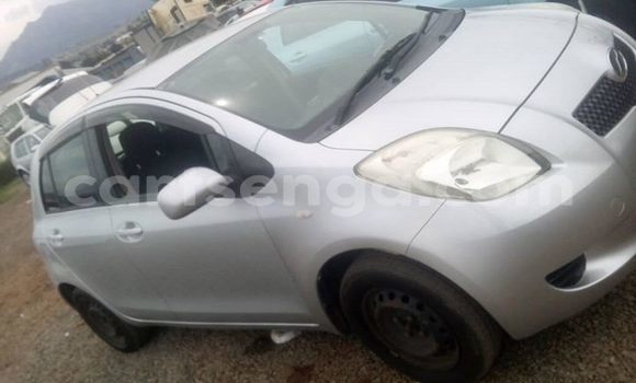 Buy Used Toyota Vitz Silver Car in Matsapha in Manzini
