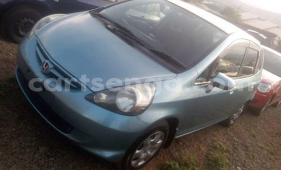 Buy Used Honda FIT Blue Car in Matsapha in Manzini