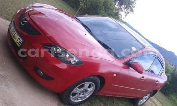 Buy Used Mazda 3 Red Car in Matsapha in Manzini