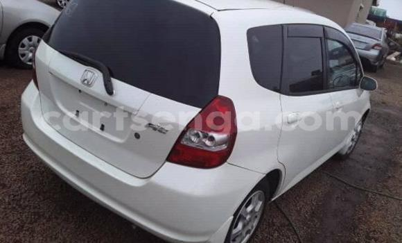 Buy Used Honda FIT White Car in Matsapha in Manzini