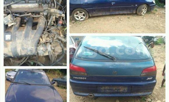 Buy Used Peugeot 306 Blue Car in Manzini in Manzini
