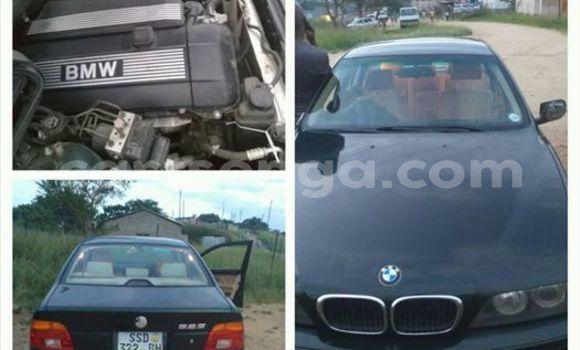 Buy Used BMW 5–Series Black Car in Manzini in Manzini