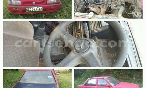 Buy Used Mazda 323 Red Car in Manzini in Manzini