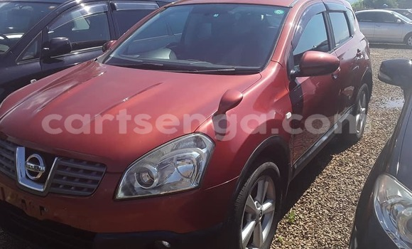 Buy Used Nissan Dualis Red Car in Manzini in Manzini