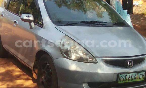 Buy Honda Fit Silver Car in Manzini in Swaziland