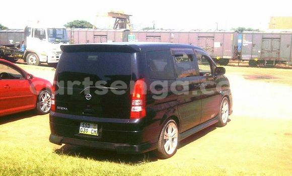 Buy Used Nissan Serena Black Car in Manzini in Swaziland
