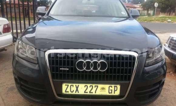 Buy Used Audi Q5 Black Car in Manzini in Manzini