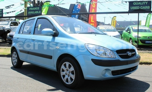 Buy Used Hyundai Getz Blue Car in Mbabane in Manzini