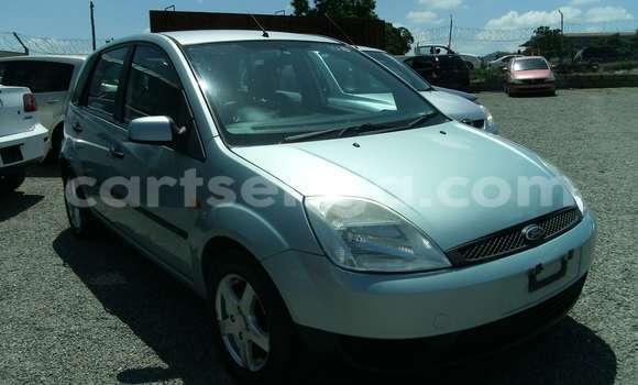 Buy Used Ford Fiesta Silver Car in Manzini in Swaziland
