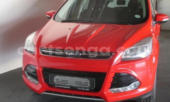 Buy Used Ford Kuga Red Car in Manzini in Manzini