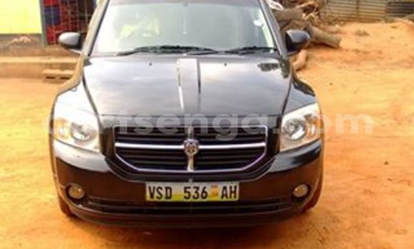 Buy Used Dodge Caliber Black Car in Manzini in Swaziland