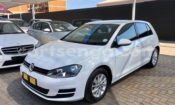 Buy Used Volkswagen Golf White Car in Manzini in Manzini