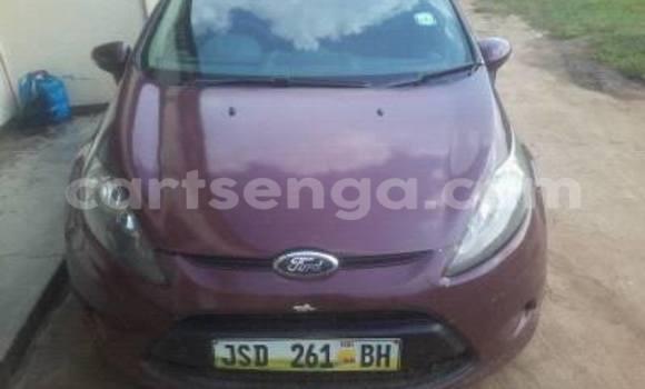Buy Used Ford Fiesta Red Car in Manzini in Swaziland