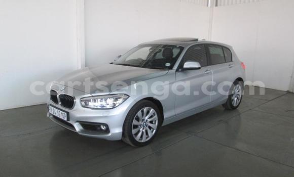 Acheter Occasion Voiture BMW 1–Series Gris à Manzini, Manzini