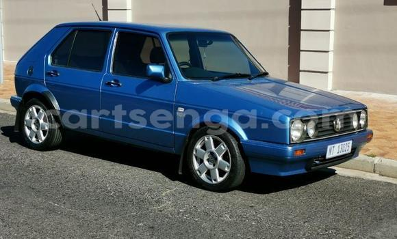 Buy Used Volkswagen Golf Blue Car in Manzini in Manzini
