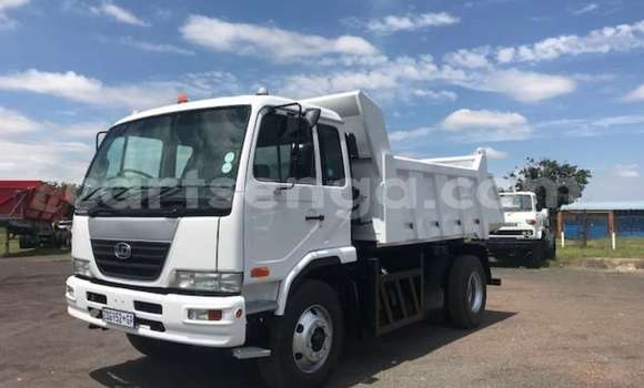 Buy Used Nissan UD White Truck in Mbabane in Manzini